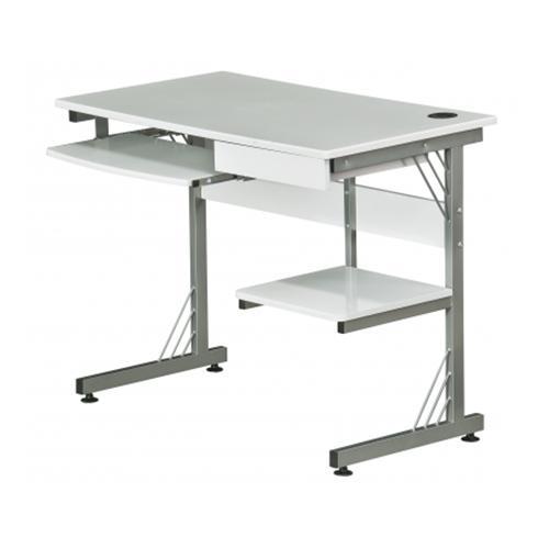 Mesas de ordenador escritorios y mesas de oficina for Diseno mesa ordenador